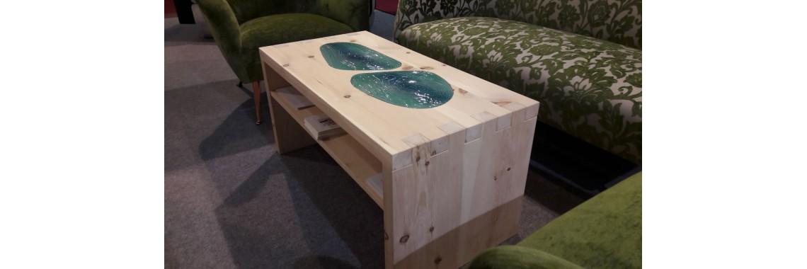 Couch Tisch Schale