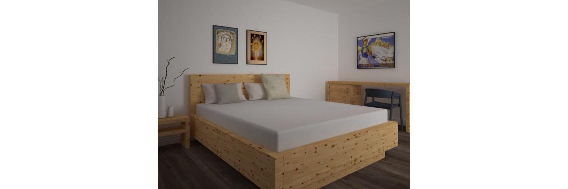 Schlafzimme aus Zirbelholz