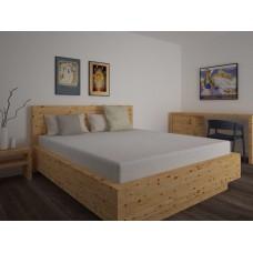 Camera da letto in cirmolo