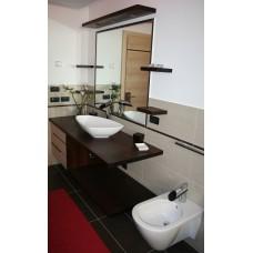 Mobile bagno acacia